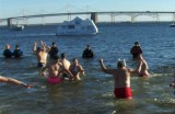 Powerboat Club Members Going Hypothermic for Special Olympics