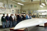 First Sunsation 36 Dominator In Production Next Week