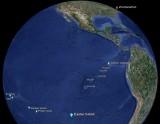Iridium OpenPort vs KVH FB150 testing #3, VOJ in the Pacific