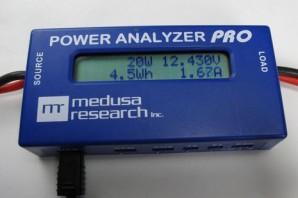 Medusa Power Analyzer Pro, & some results