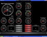 NoLand RS11, analog to NMEA 2000 engine monitoring