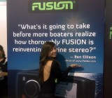 Fusion rocks the docks, and the boat?