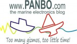 Panbo logo, & Gizmo lit for the 4th