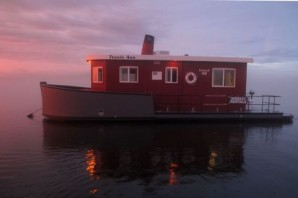 RMC Island 40, off the grid house boating