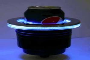 Livorsi LED Beverage Holders Create Instant Bling